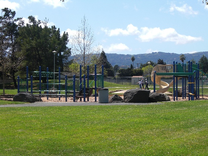 Wilson Park Play Structure