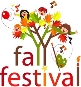 Silicon Valley Fall Festival Logo