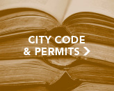 City Code and Permits