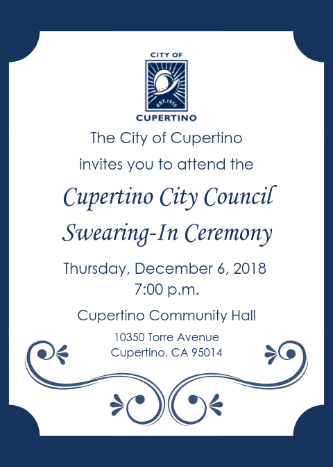 City Council Meeting Election Results