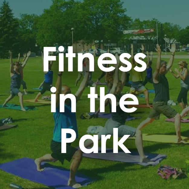 Fitness in the Park Block