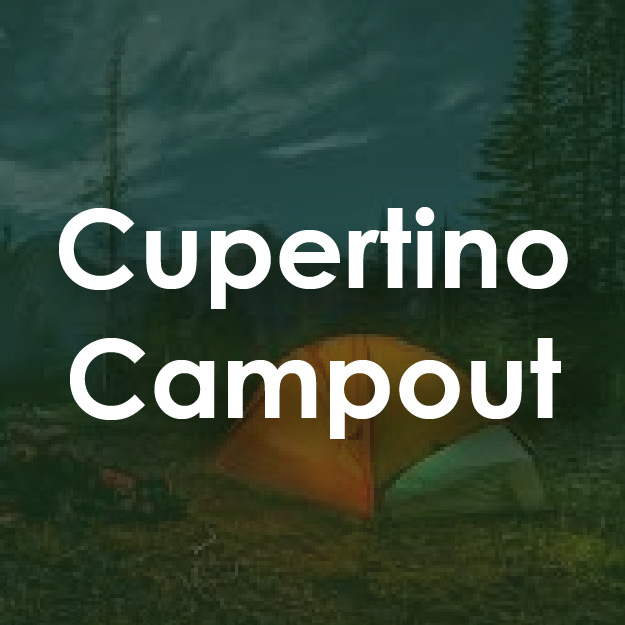 Cupertino Campout Block