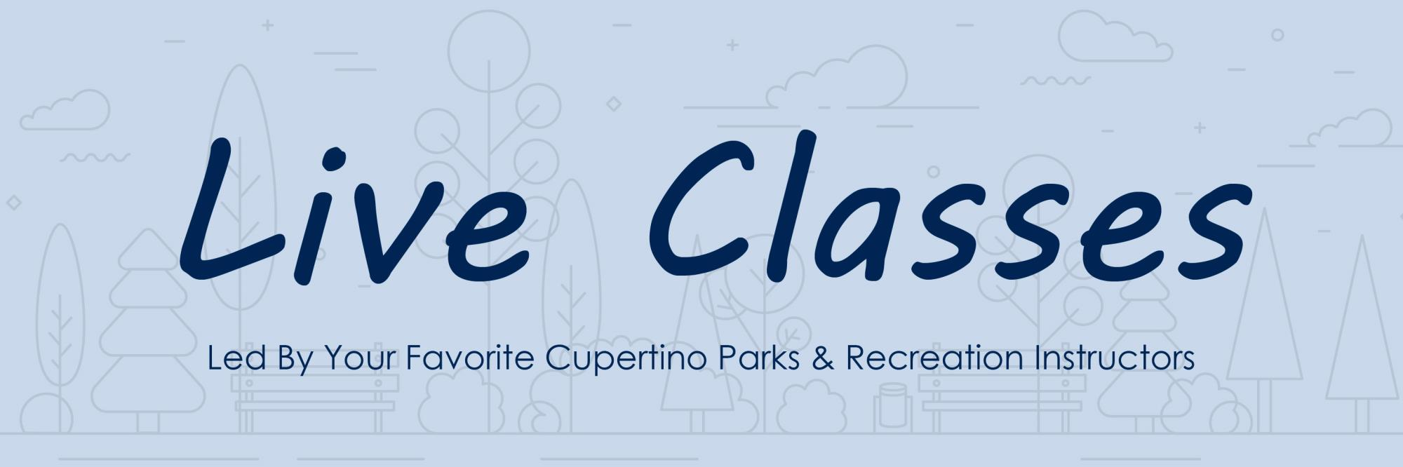 Live Classes Webpage Banner