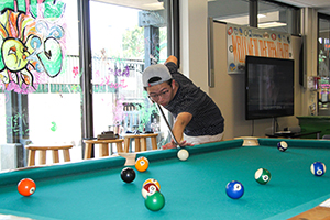 Teen Center Play Pool