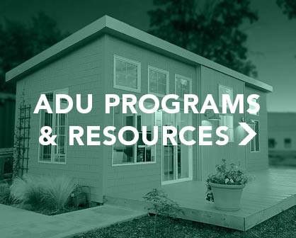 ADU Programs and Resources
