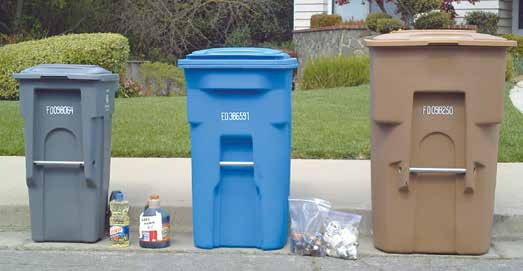 Garbage & Recycling | City of Cupertino, CA