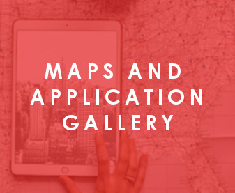 map and application gallery
